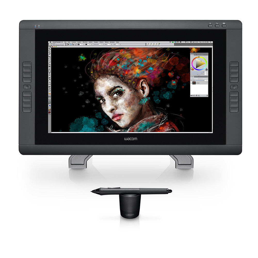 Wacom Cintiq 22HD touch Creative Pen Display