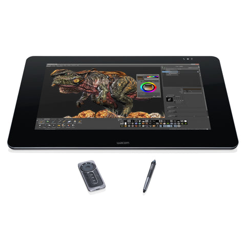 Wacom Cintiq 27QHD Interactive Pen Display with Multi Touch