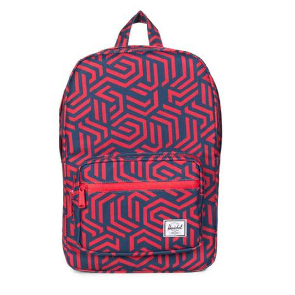 Herschel Pop Quiz Youth Backpack Navy Metric