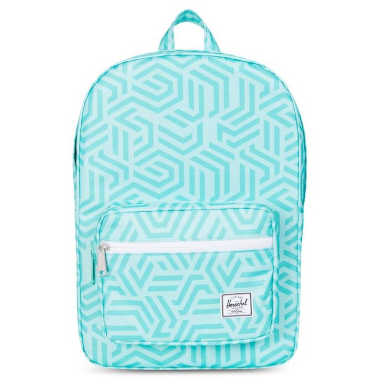 a24ce49f476 Herschel Pop Quiz Youth Backpack 600D Poly Teal Metric – Simply ...