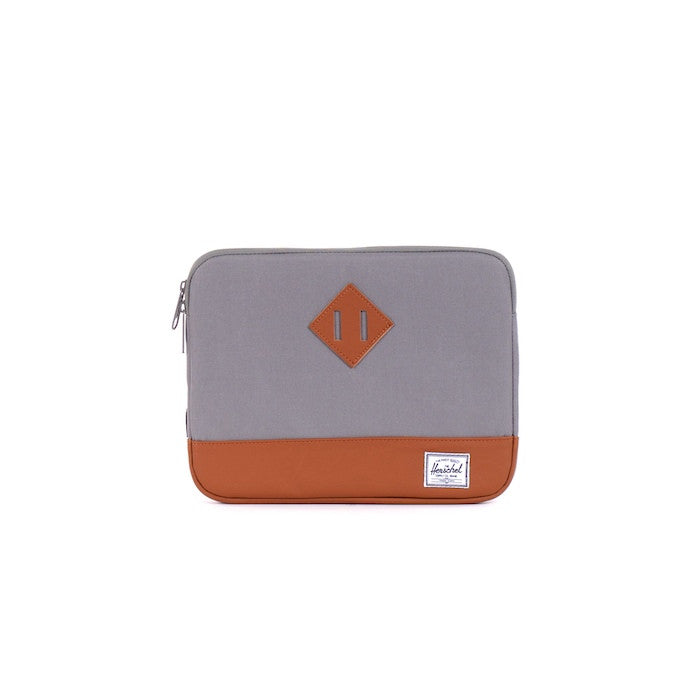 Herschel Heritage Computer Sleeve Grey for MacBook
