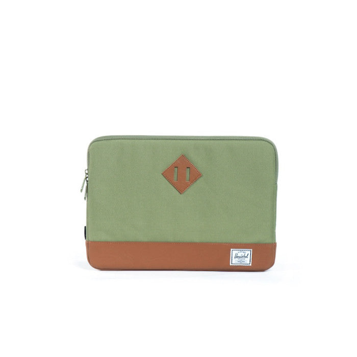 Herschel Heritage Computer Sleeve Olive Drab for MacBook
