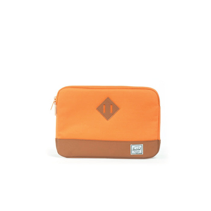 Herschel Heritage Computer Sleeve Orange for MacBook