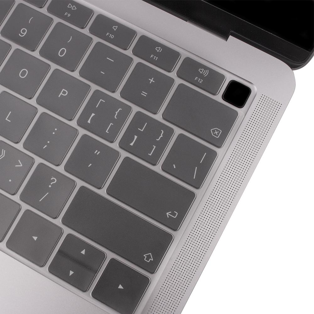 JCPal FitSkin Ultra Clear Keyboard Protector for MacBook Air with Retina Display (2018/2019 models)