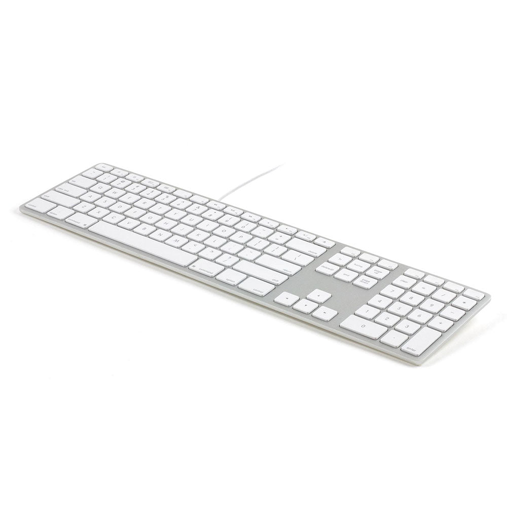 Matias Wired Aluminum Keyboard for Mac