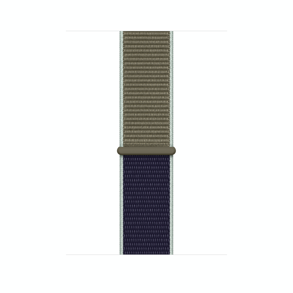 Apple Watch 44mm Khaki Sport Loop