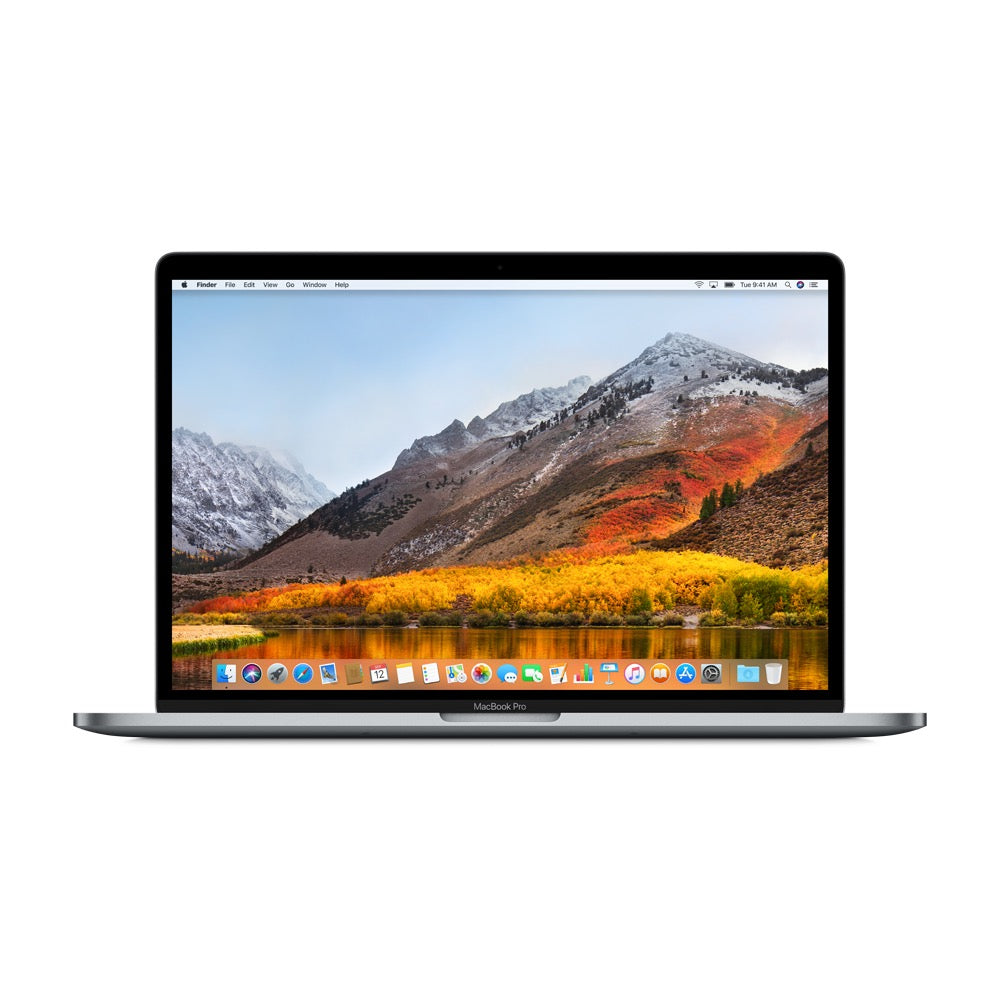 Apple MacBook Pro 15-inch with Touch Bar (2018)