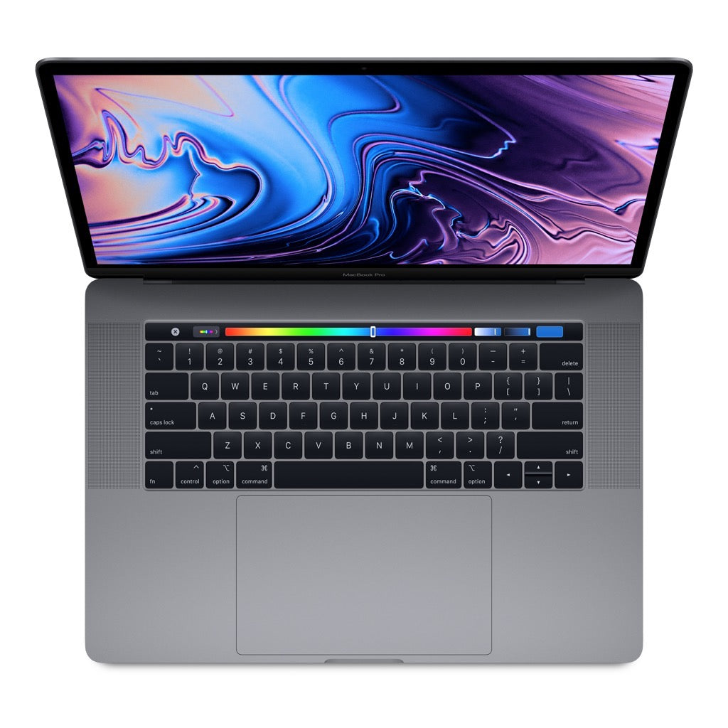 Apple MacBook Pro 15-inch with Touch Bar (2019)