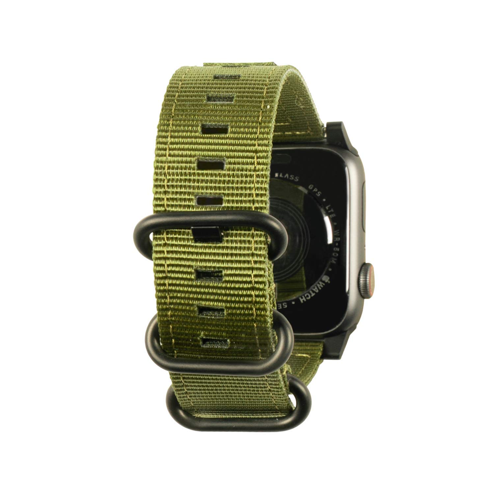 UAG NATO Strap for Apple Watch 44mm