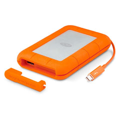 LaCie Rugged Thunderbolt with USB 3.0