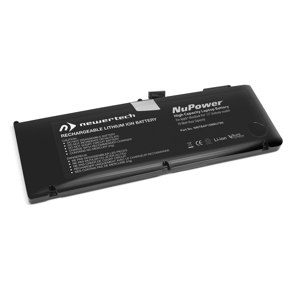 NewerTech Battery for MacBook Pro 15-inch (Mid 2009/10)