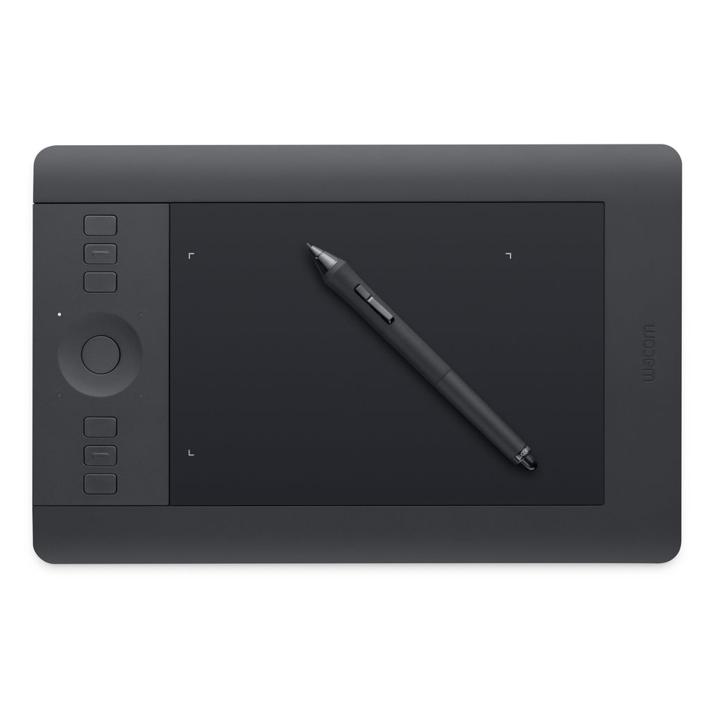 Wacom Intuos Pro Pen and Touch Drawing Tablet