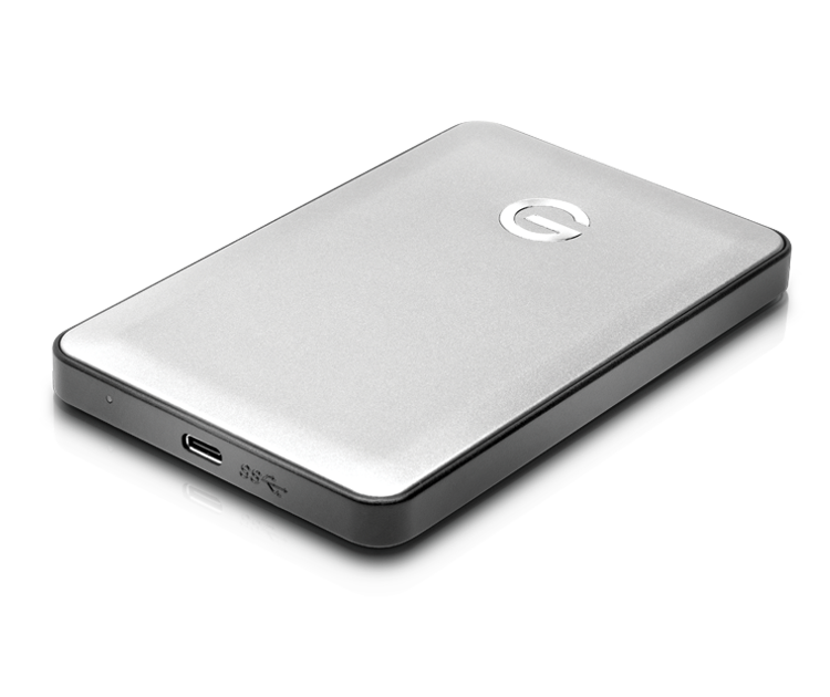 G-Tech G-DRIVE mobile USB-C 1TB