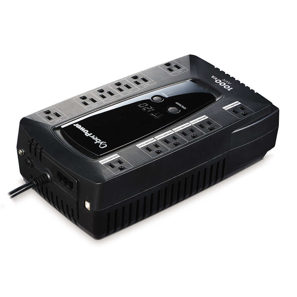 CyberPower LE1000DG Battery Backup