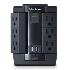 CyberPower CSP600WSU Surge Protector