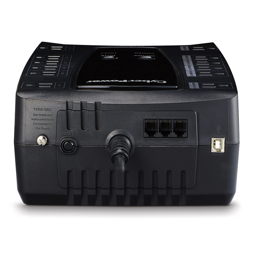CyberPower LE850G Battery Backup