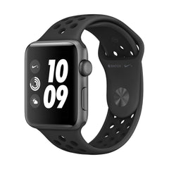 Apple Watch Nike+ Series 3 Space Grey Aluminum Case with Anthracite & Black Nike Sport Band