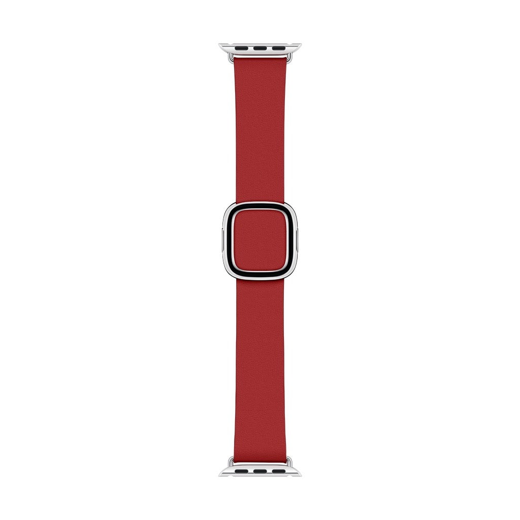 Apple Watch (PRODUCT)RED Modern Buckle Band