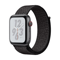 Apple Watch Nike+ Series 4 Space Grey Aluminum Case with Black Nike Sport Loop