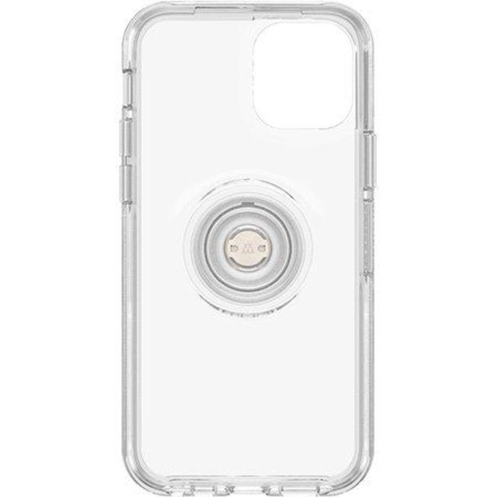 OtterBox iPhone 12/iPhone 12 Pro Otter + Pop Symmetry Series Clear Case