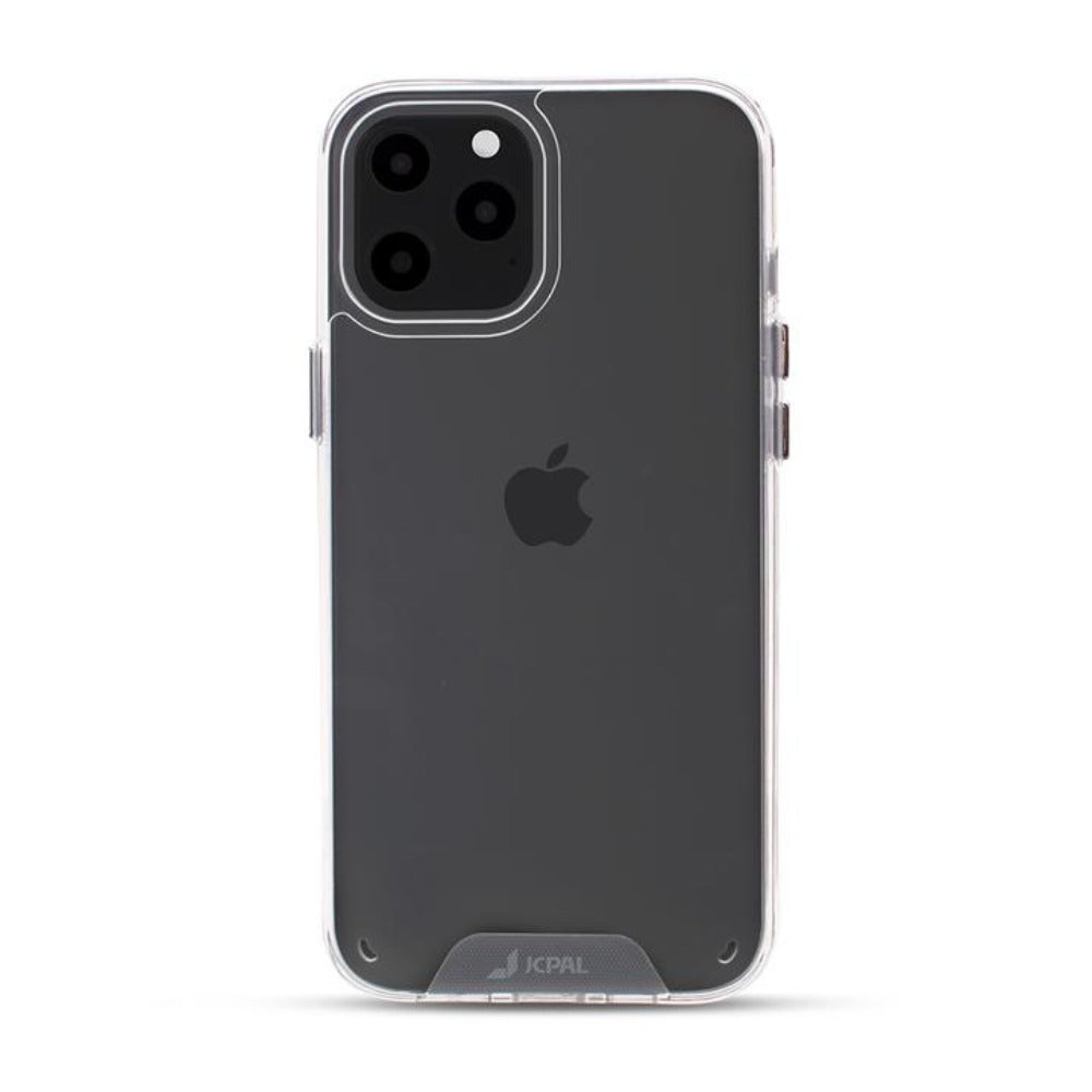 JCPal DualPro Ultra Clear Case for iPhone 12 Mini