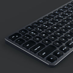 Satechi Compact Backlit Bluetooth Keyboard
