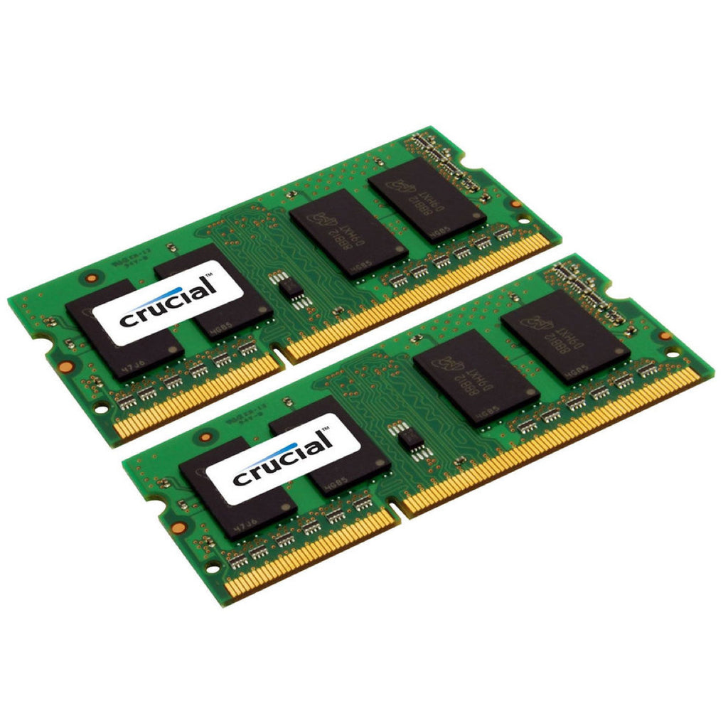 Crucial 4GB DDR3-1066 SODIMM RAM for MacBook Pro, iMac, & Mac mini