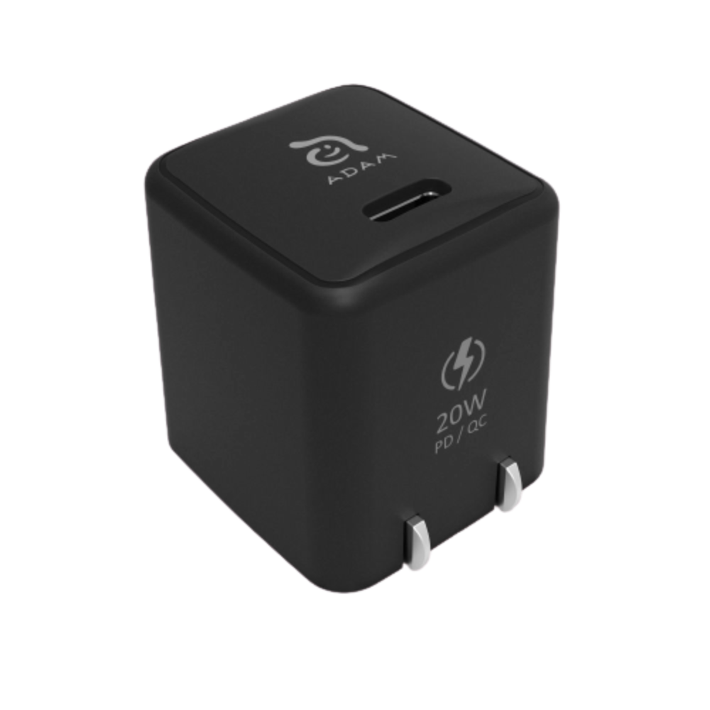 Adam Elements OMNIA X1 USB-C 20W Ultra Compact Charger