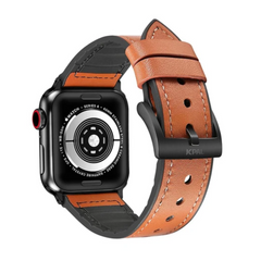 JCPal Gentry Leather Band for Apple Watch 38/40mm
