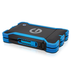 G-Tech G-Drive ev ATC 1TB with Thunderbolt