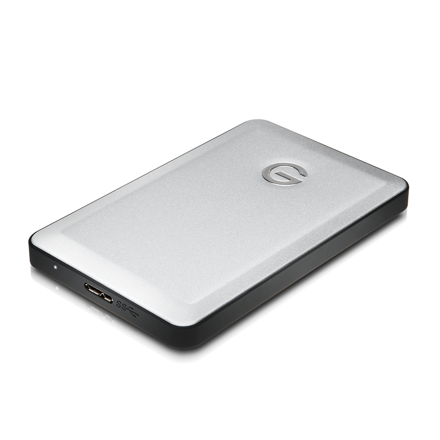 G-Tech Mobile USB 3.0 Hard Drive 1TB