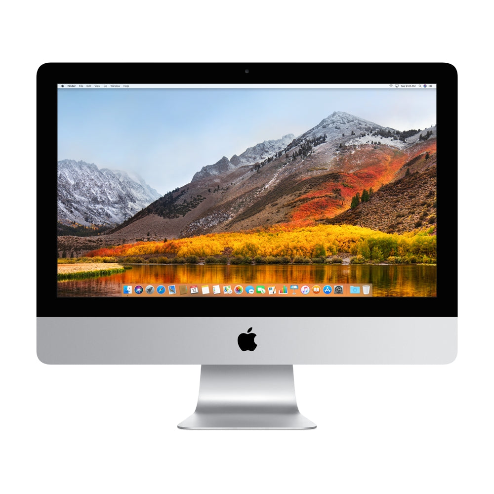Apple iMac with 21.5-inch Retina 4K Display