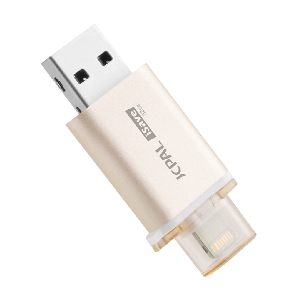 iSave Flash Drive with Lightning Connector