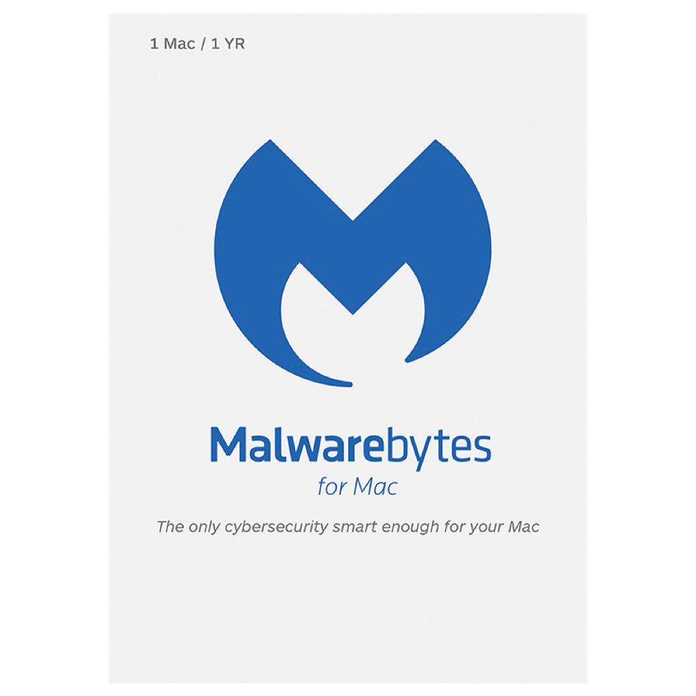 Malwarebytes Premium for Mac - 1 year subscription *Digital Download*