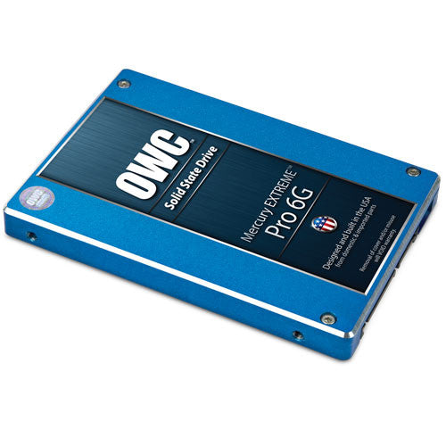 OWC Mercury EXTREME Pro 6G SSD 120 GB 2.5-inch Opened