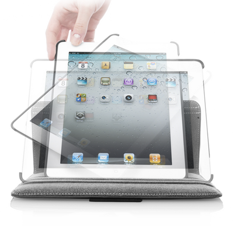 Targus Versavu Case & Keyboard for iPad