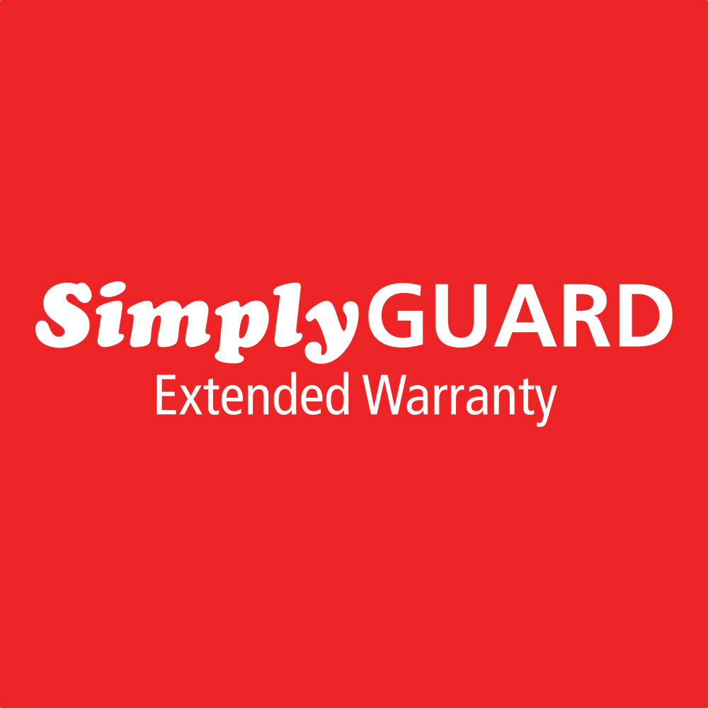 SimplyGuard Extended Warranty for iPhone 7, 7+, 8, 8+, XR, 11 and 12