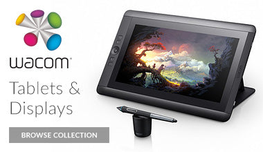 Browse our collection of Wacom products