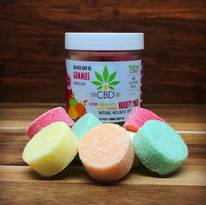 Hemp CBD Gummies