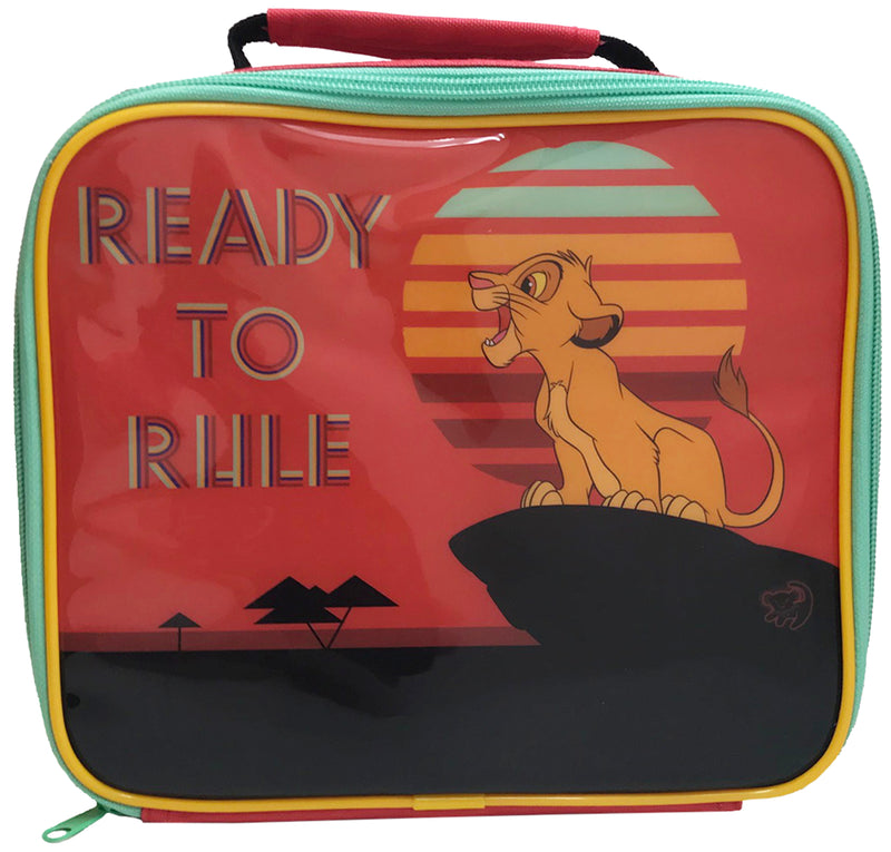 The Lion King 'Read to Rule' Lunch Bag