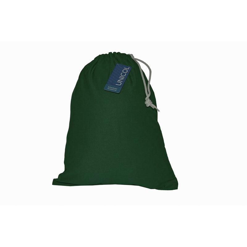 Green Shoe Bag