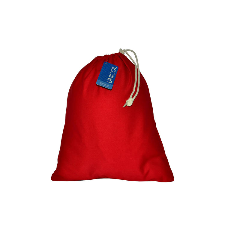 Red Shoe Bag