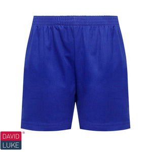 Royal Poly Cotton Shorts