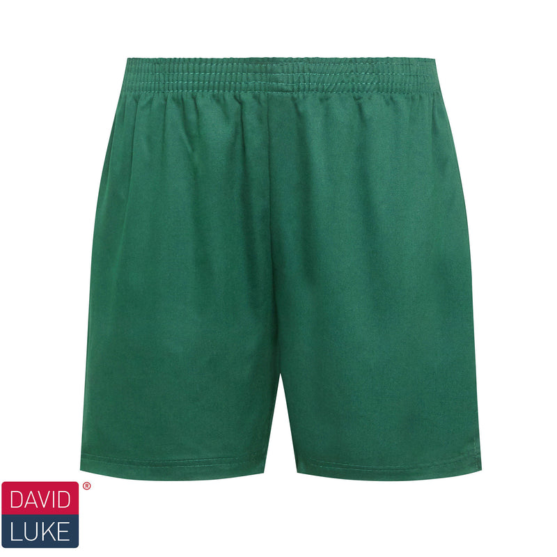 Bottle Green Sports Shorts