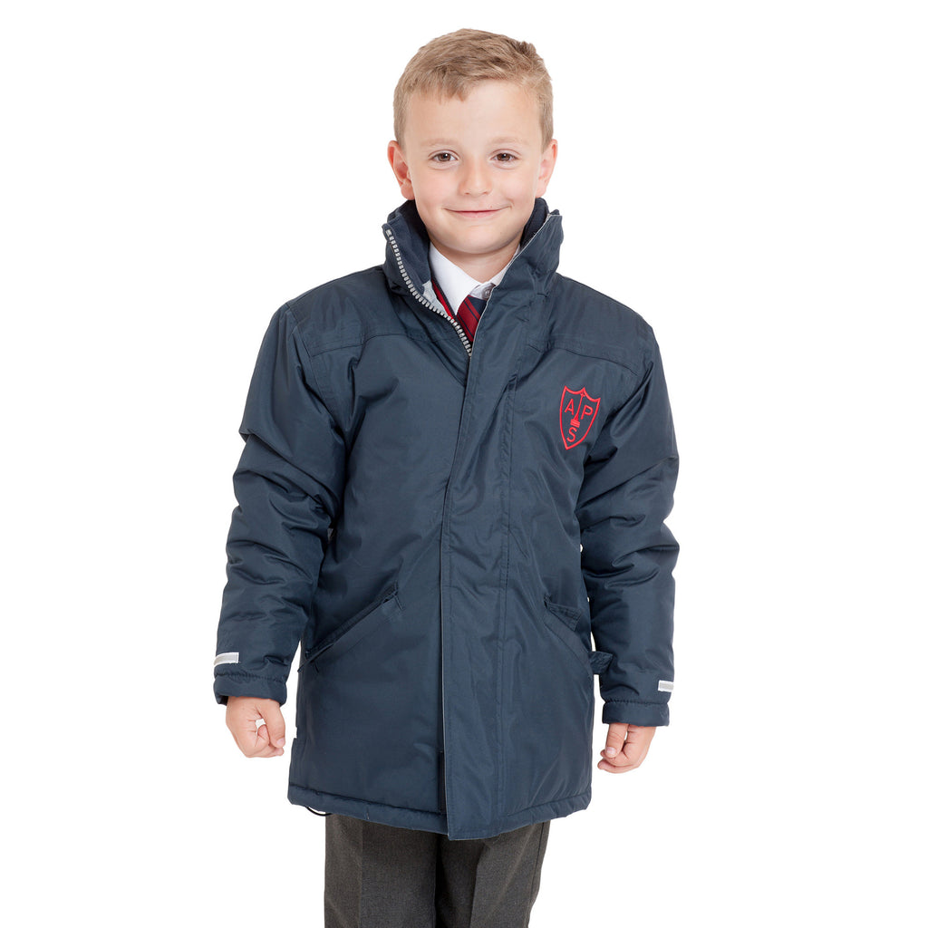 Alpha Prep Result Kids Storm Stuff Reversible Jacket