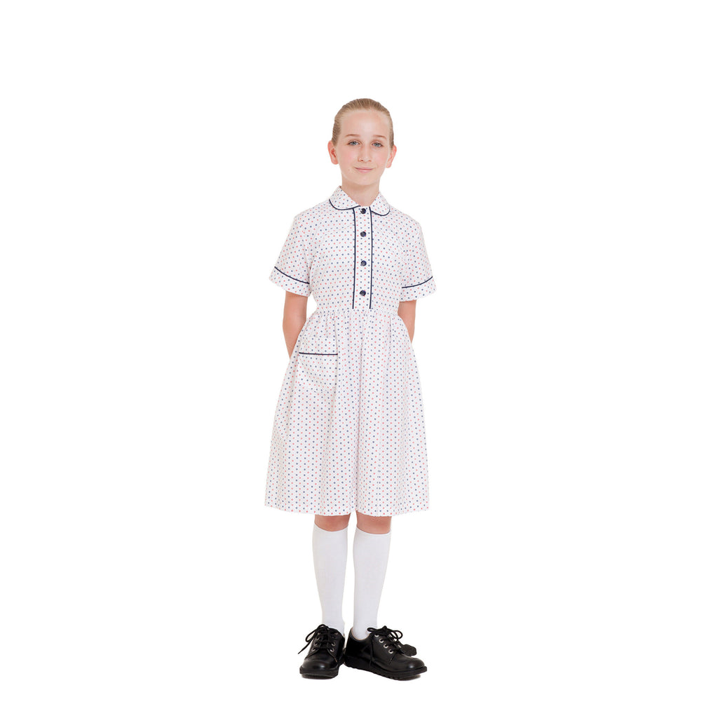 Alpha Prep Summer Dress