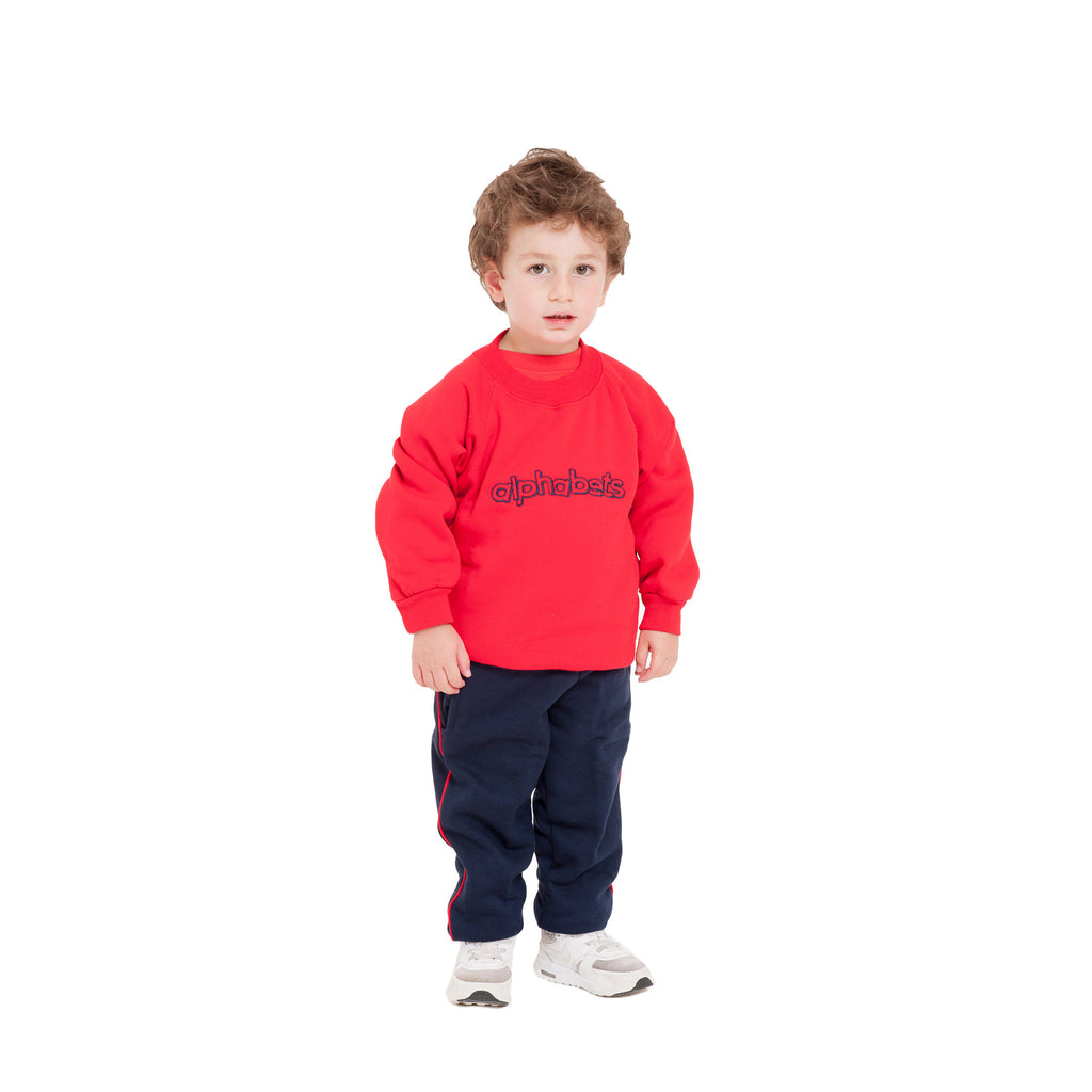 Alphabets Nursery jog Bottoms