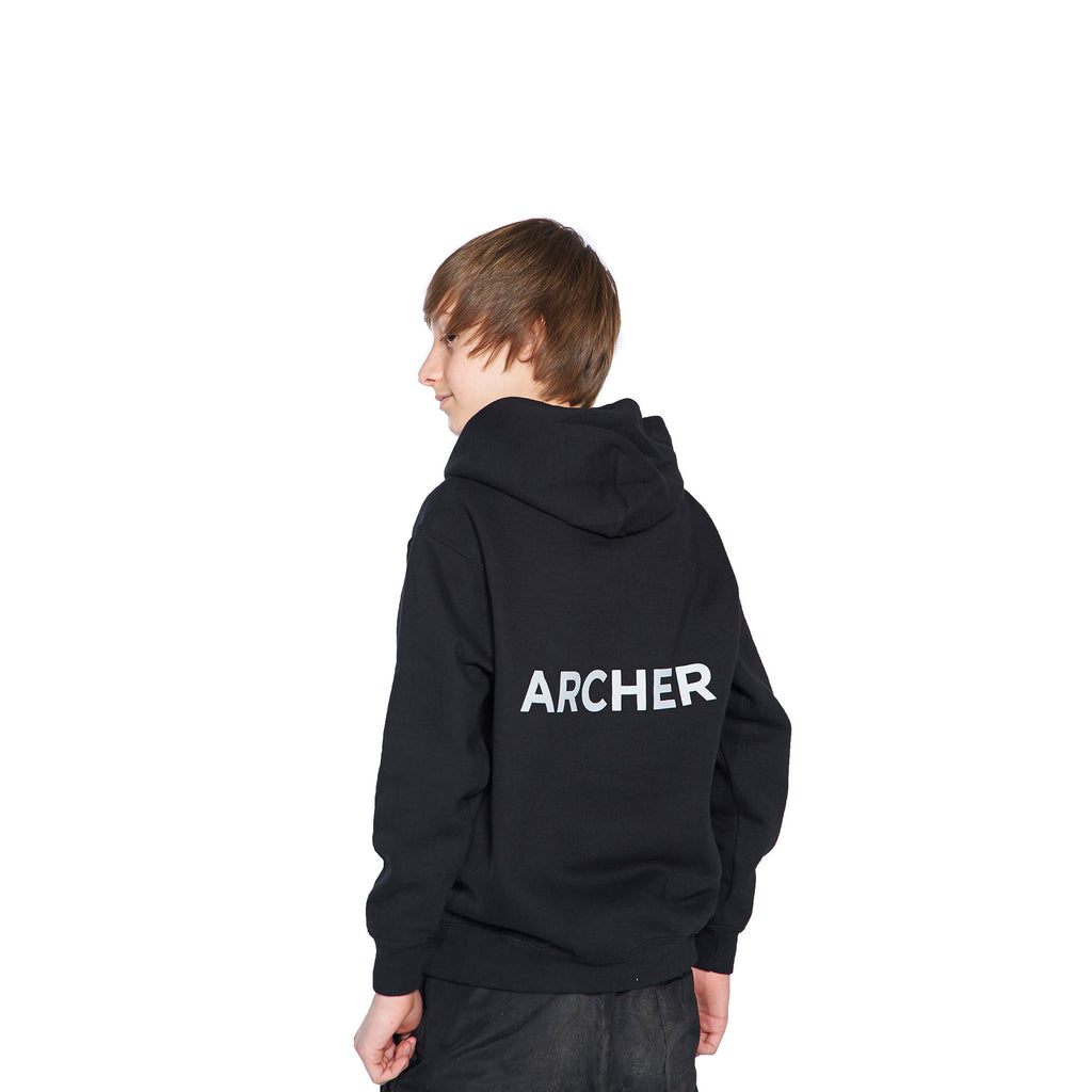 Archer Hooded Top
