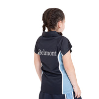 Belmont Girls Technical Polo Shirt