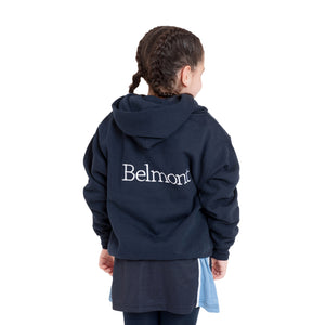 Belmont Hooded Top